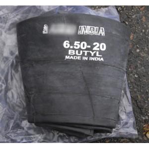 Chambre à air pour pneu agraire 6.50 x 20 remorque agricole